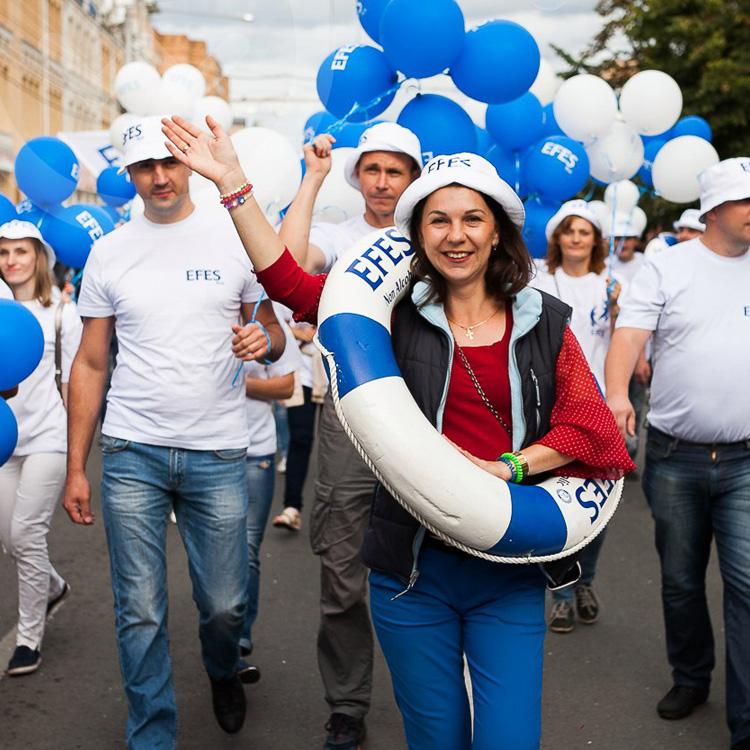 Участие в городских мероприятиях / Event-агентство «Idea»