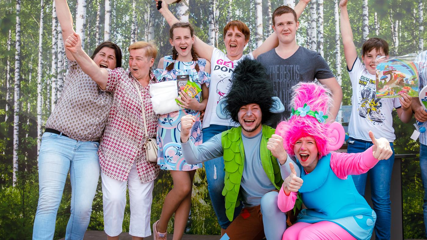 Family Day для компании «Storaenso»